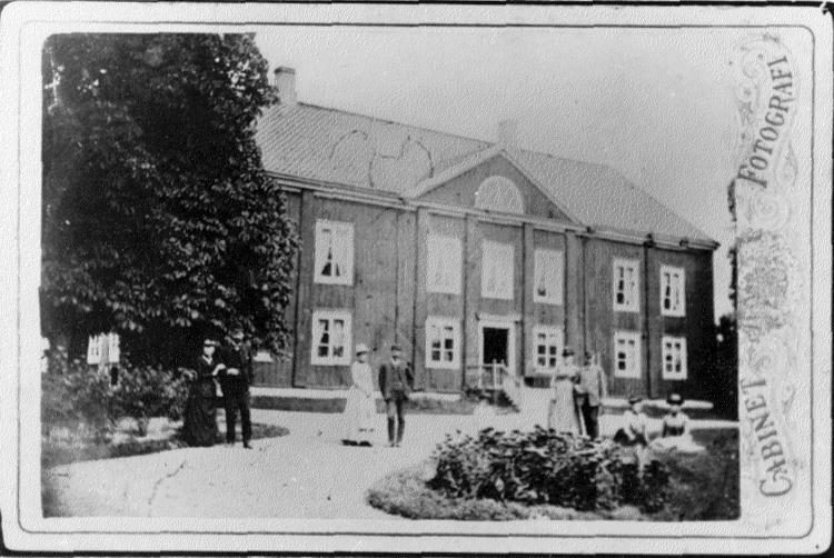 Skälby gård 1890